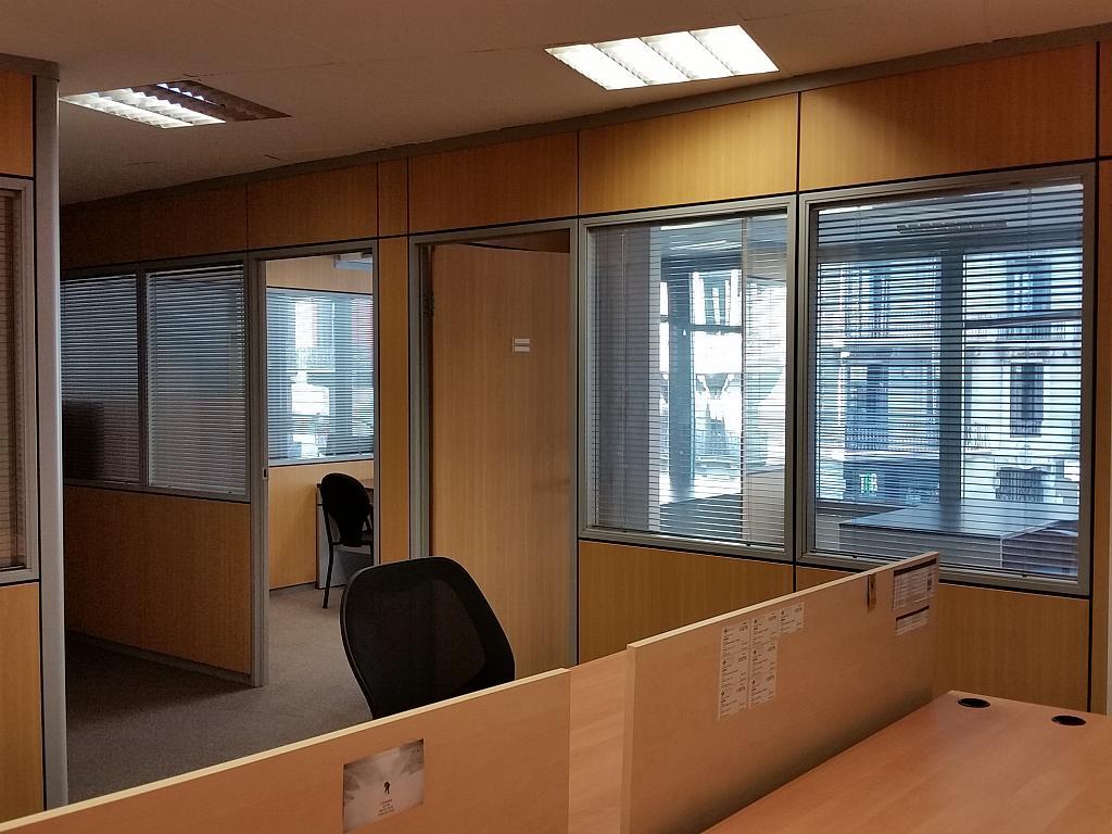 Oficina en alquiler en calle Balmes, Eixample dreta en Barcelona - 243993203