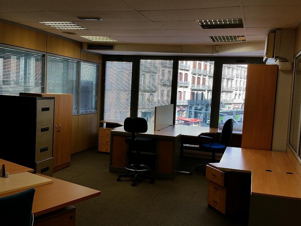 Oficina en alquiler en calle Balmes, Eixample dreta en Barcelona - 243993204