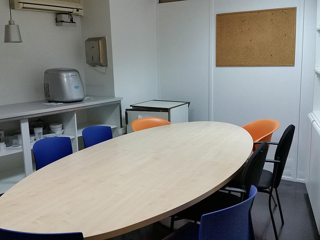 Oficina en alquiler en calle Balmes, Eixample dreta en Barcelona - 243993209