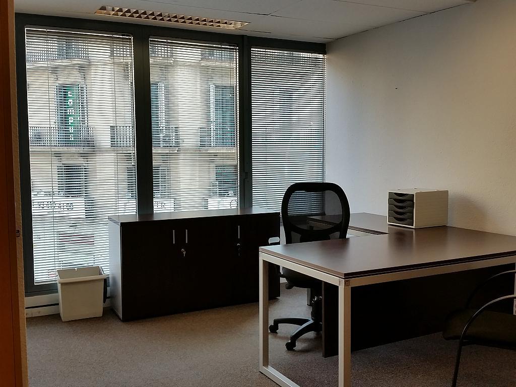 Oficina en alquiler en calle Balmes, Eixample dreta en Barcelona - 257368075