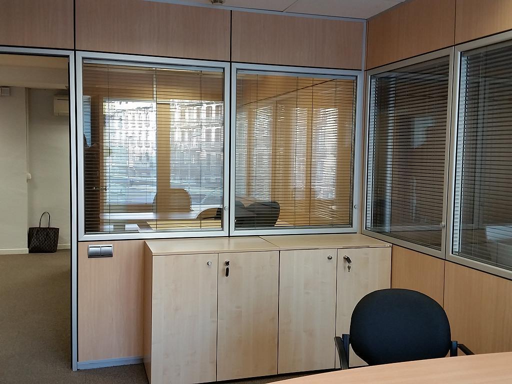 Oficina en alquiler en calle Balmes, Eixample dreta en Barcelona - 257368078