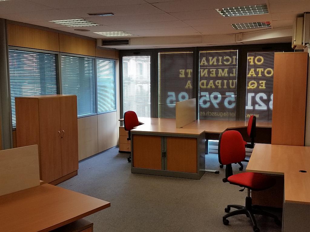 Oficina en alquiler en calle Balmes, Eixample dreta en Barcelona - 257368090