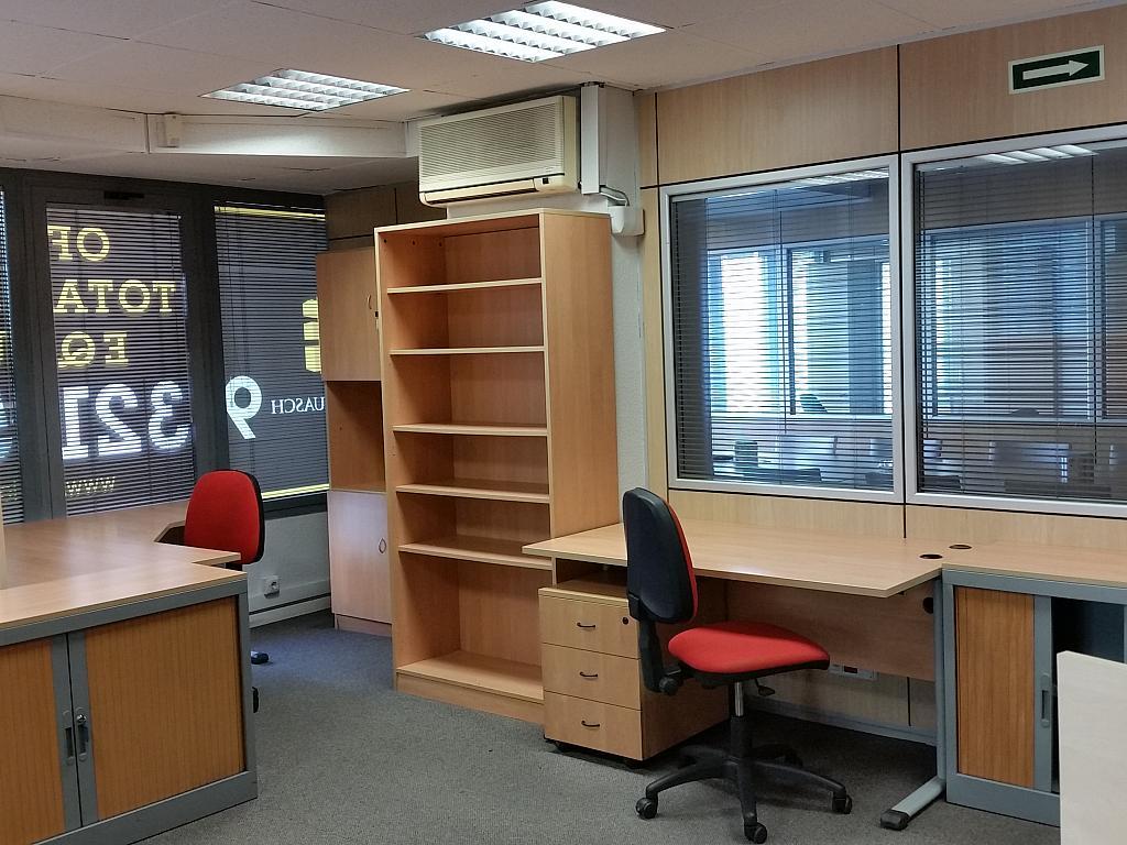 Oficina en alquiler en calle Balmes, Eixample dreta en Barcelona - 257368103