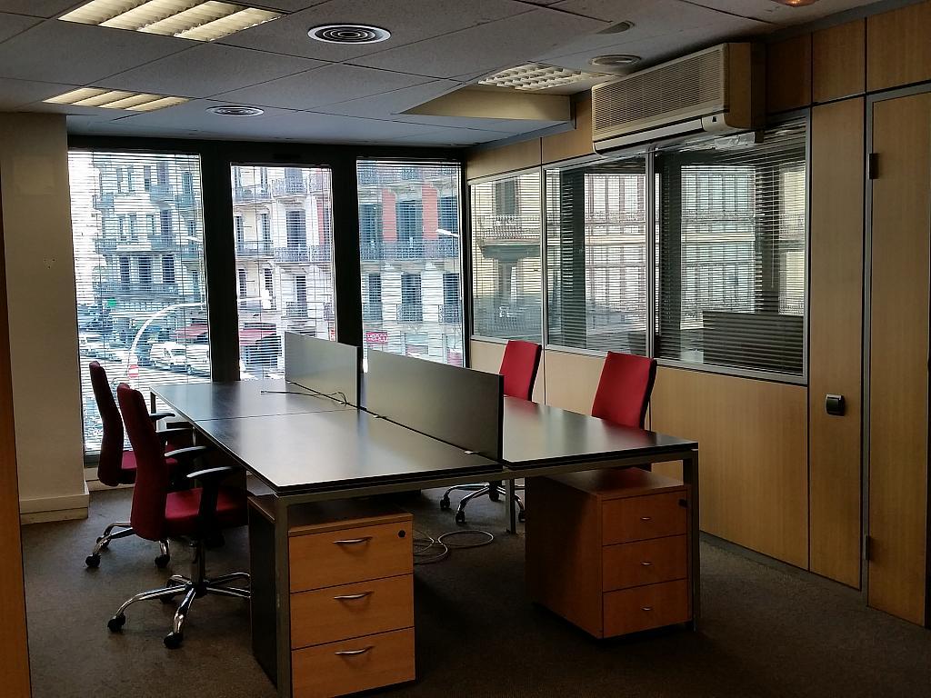 Oficina en alquiler en calle Balmes, Eixample dreta en Barcelona - 257368117
