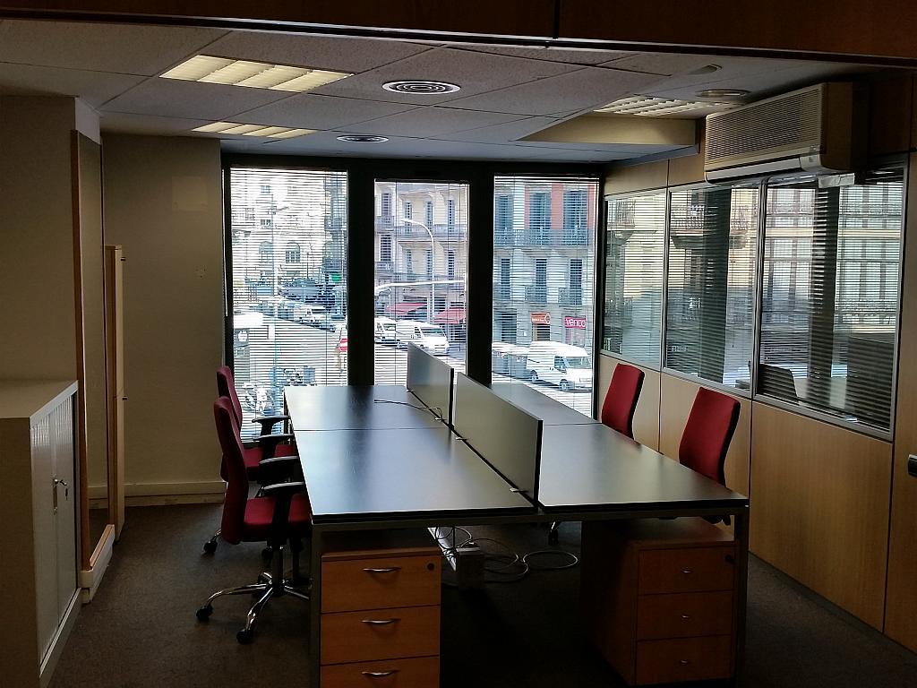 Oficina en alquiler en calle Balmes, Eixample dreta en Barcelona - 257368118