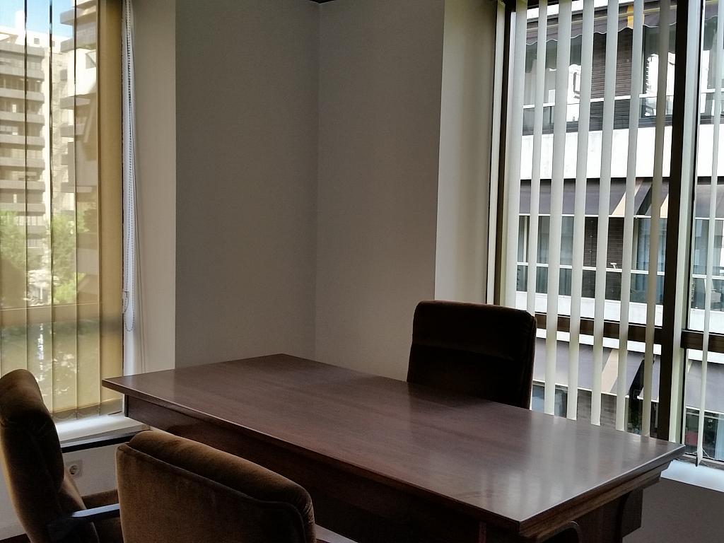 Oficina en alquiler opción compra en calle Numància, Les corts en Barcelona - 254580750