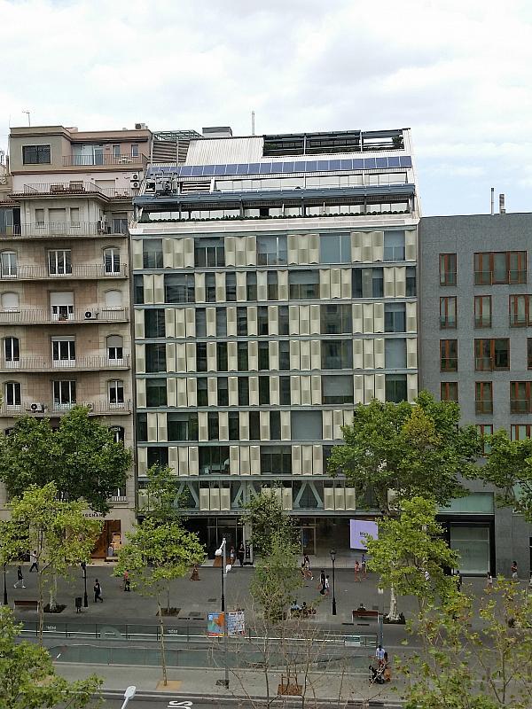 Oficina en alquiler en paseo De Gràcia, Eixample dreta en Barcelona - 259298045