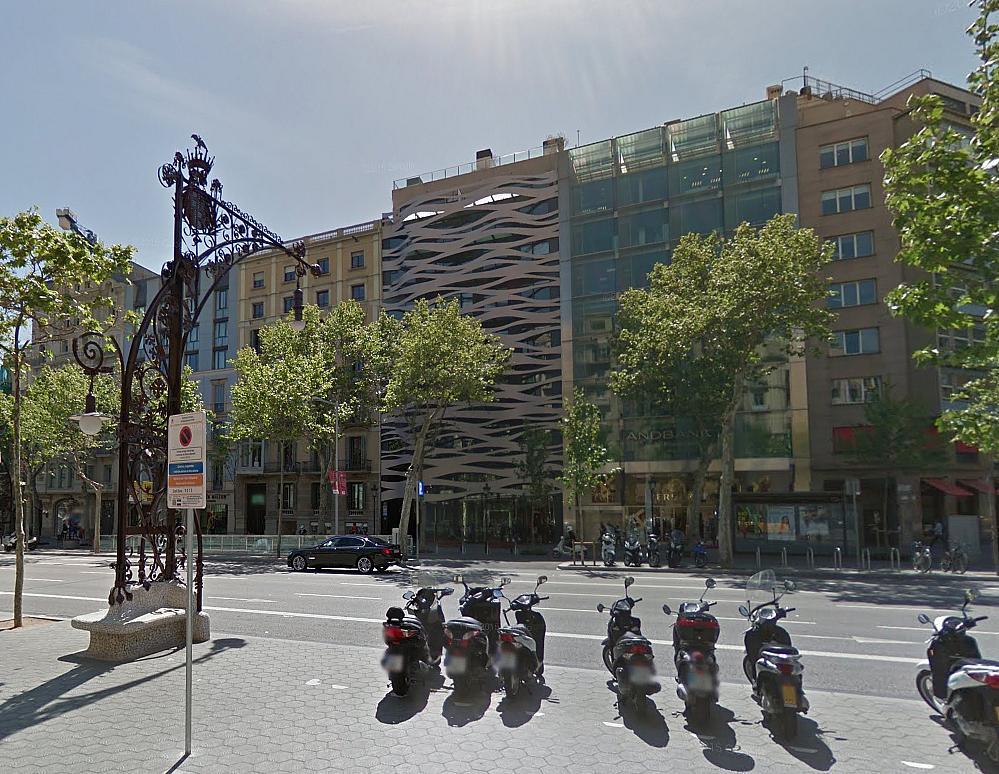 Oficina en alquiler en paseo De Gràcia, Eixample dreta en Barcelona - 259298161