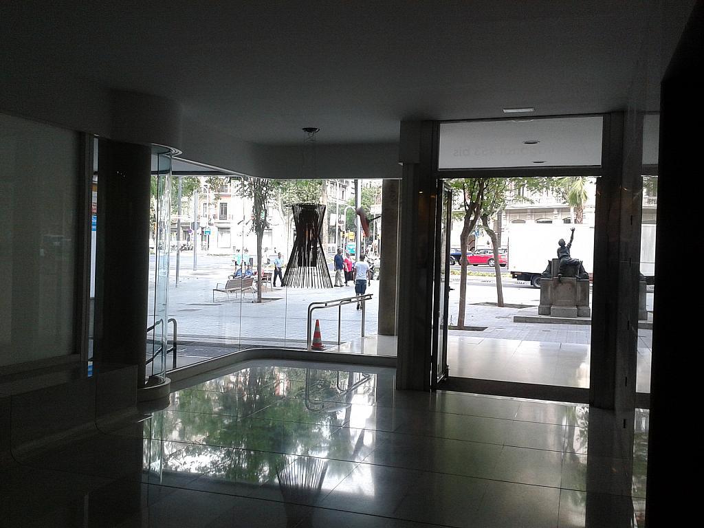Oficina en alquiler en calle Diagonal, Eixample esquerra en Barcelona - 259302561