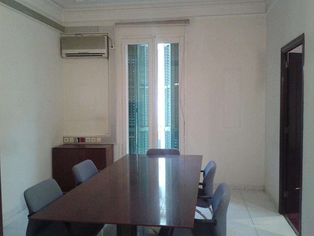 Oficina en alquiler en calle Balmes, Eixample esquerra en Barcelona - 260962183