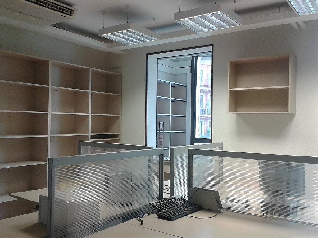 Oficina en alquiler en calle Balmes, Eixample esquerra en Barcelona - 260962194