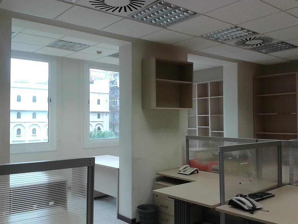 Oficina en alquiler en calle Balmes, Eixample esquerra en Barcelona - 260962201