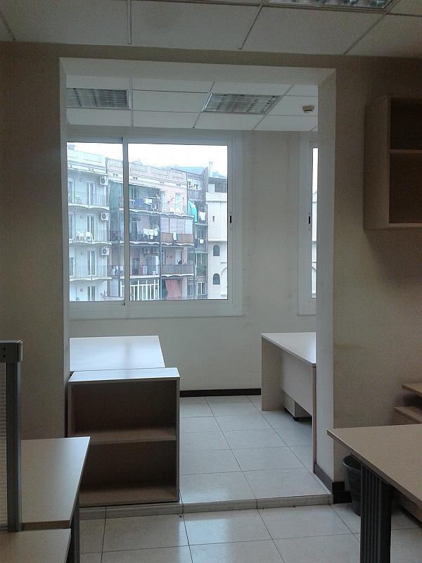 Oficina en alquiler en calle Balmes, Eixample esquerra en Barcelona - 260962204