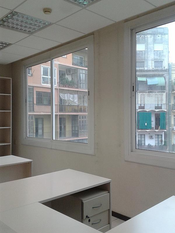 Oficina en alquiler en calle Balmes, Eixample esquerra en Barcelona - 260962205
