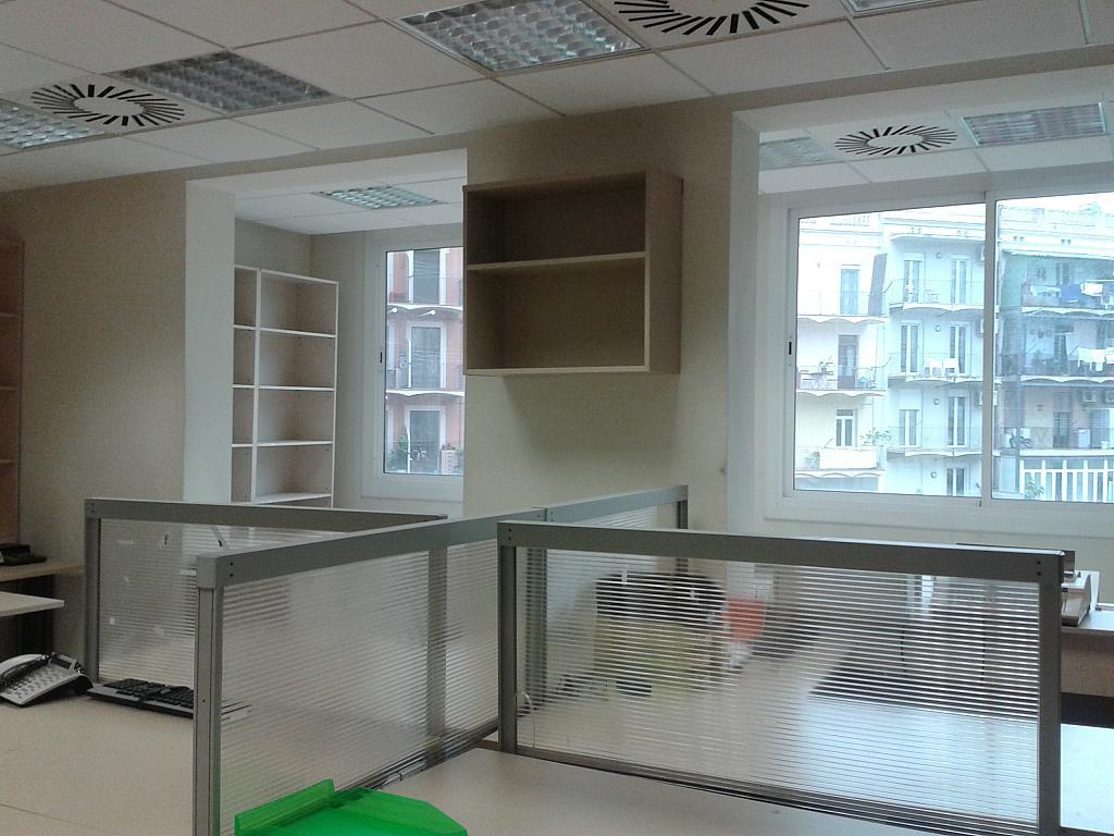 Oficina en alquiler en calle Balmes, Eixample esquerra en Barcelona - 260962209