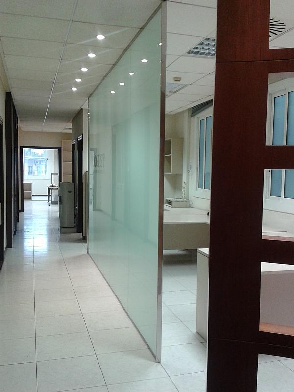 Oficina en alquiler en calle Balmes, Eixample esquerra en Barcelona - 260962215