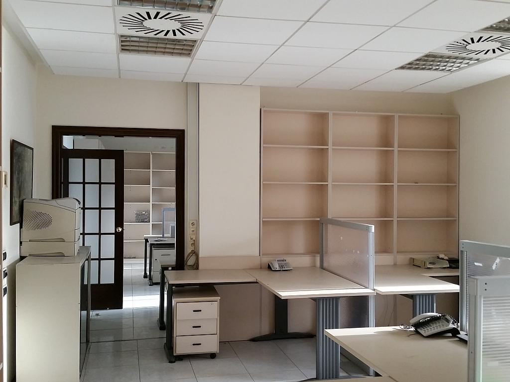 Oficina en alquiler en calle Balmes, Eixample esquerra en Barcelona - 260962234