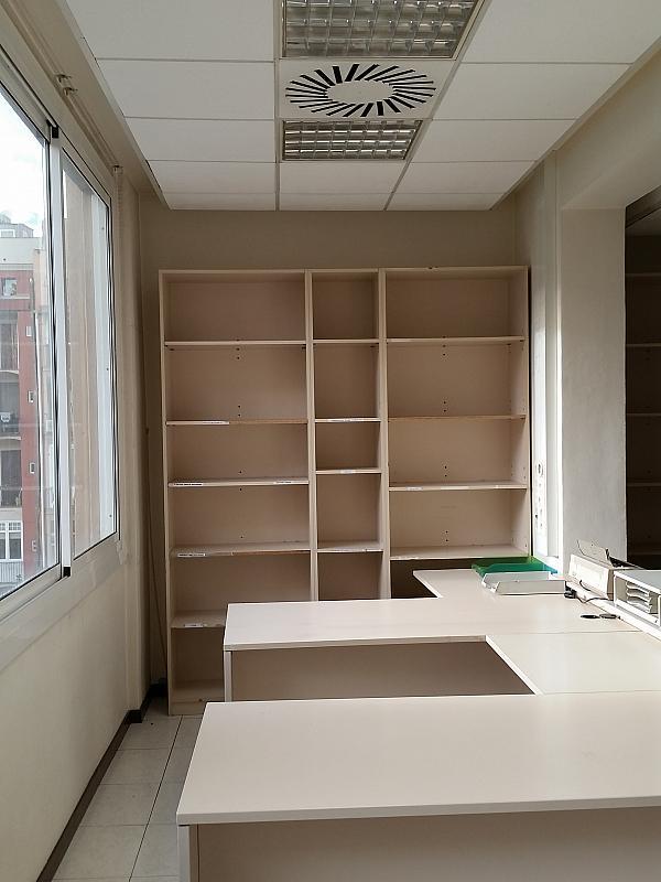 Oficina en alquiler en calle Balmes, Eixample esquerra en Barcelona - 260962247