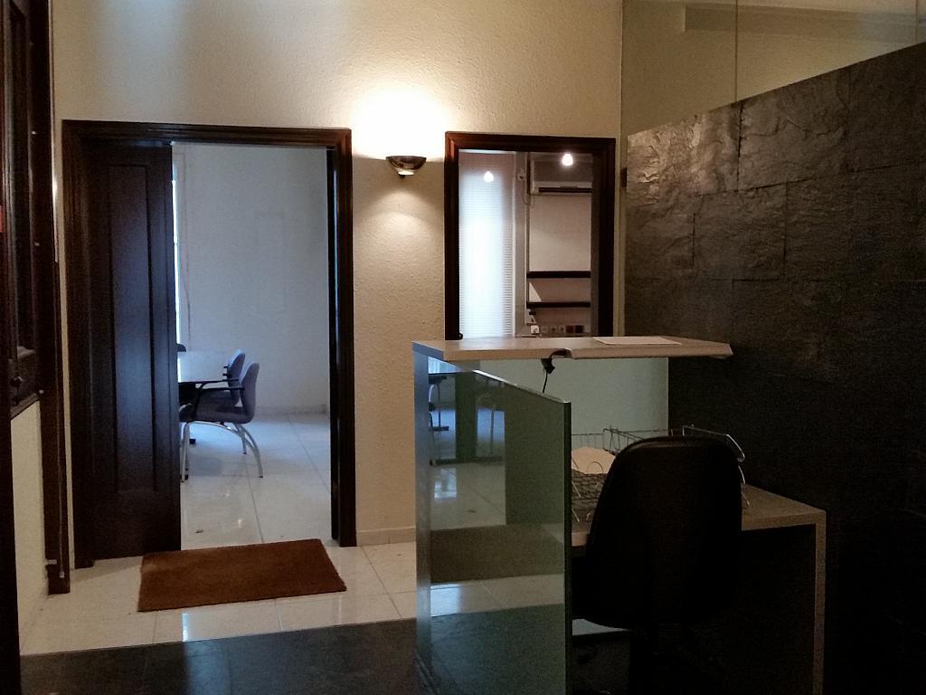 Oficina en alquiler en calle Balmes, Eixample esquerra en Barcelona - 260962297