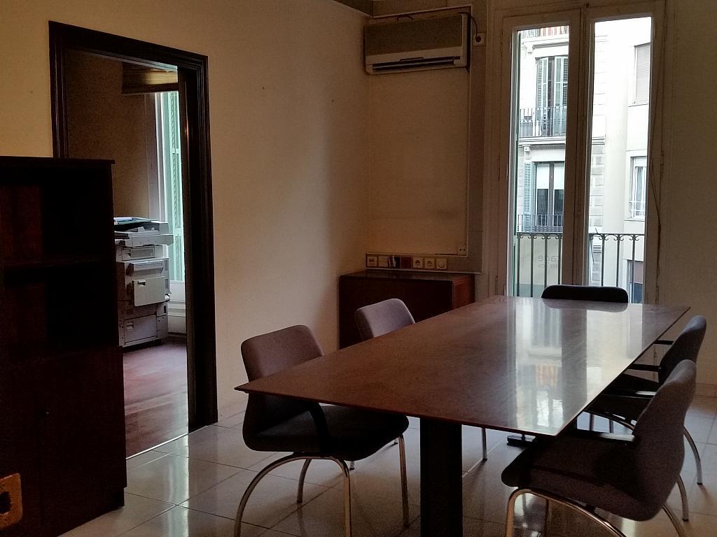Oficina en alquiler en calle Balmes, Eixample esquerra en Barcelona - 260962298