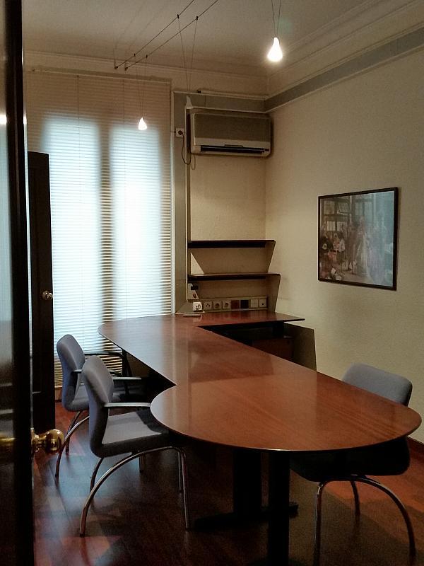 Oficina en alquiler en calle Balmes, Eixample esquerra en Barcelona - 260962300