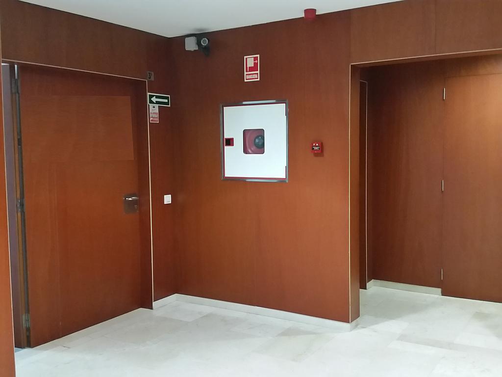 Oficina en alquiler en paseo Del Ferrocarril, Can vinader en Castelldefels - 267195256