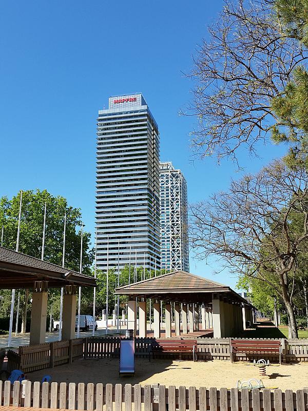 Oficina en alquiler en calle Salvador Espriu, La Vila Olímpica en Barcelona - 271111689