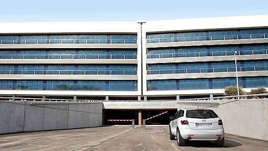 Oficina en alquiler en calle Jesús Serra Santamans, Sant Cugat del Vallès - 275053065