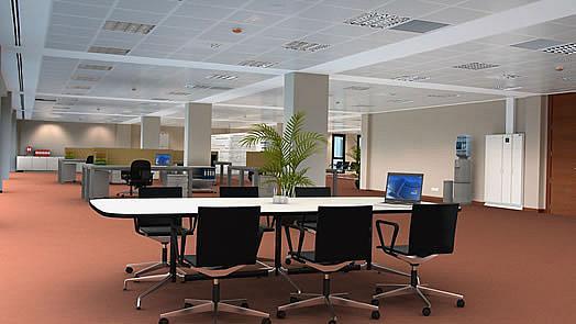 Oficina en alquiler en calle Jesús Serra Santamans, Sant Cugat del Vallès - 275053068