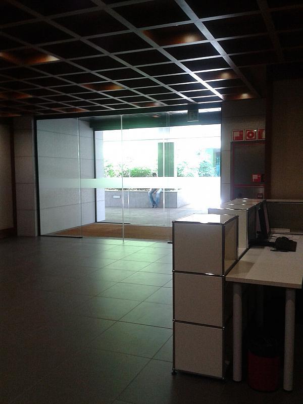 Oficina en alquiler en calle Jesús Serra Santamans, Sant Cugat del Vallès - 275053158
