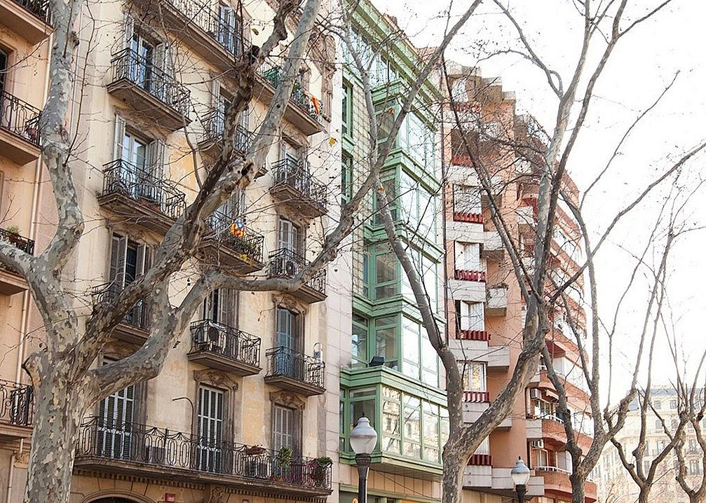 Oficina en alquiler en calle Diagonal, Eixample dreta en Barcelona - 281901930