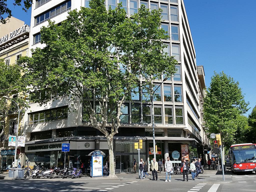 Oficina en alquiler en ronda Sant Pere, Eixample dreta en Barcelona - 282379110