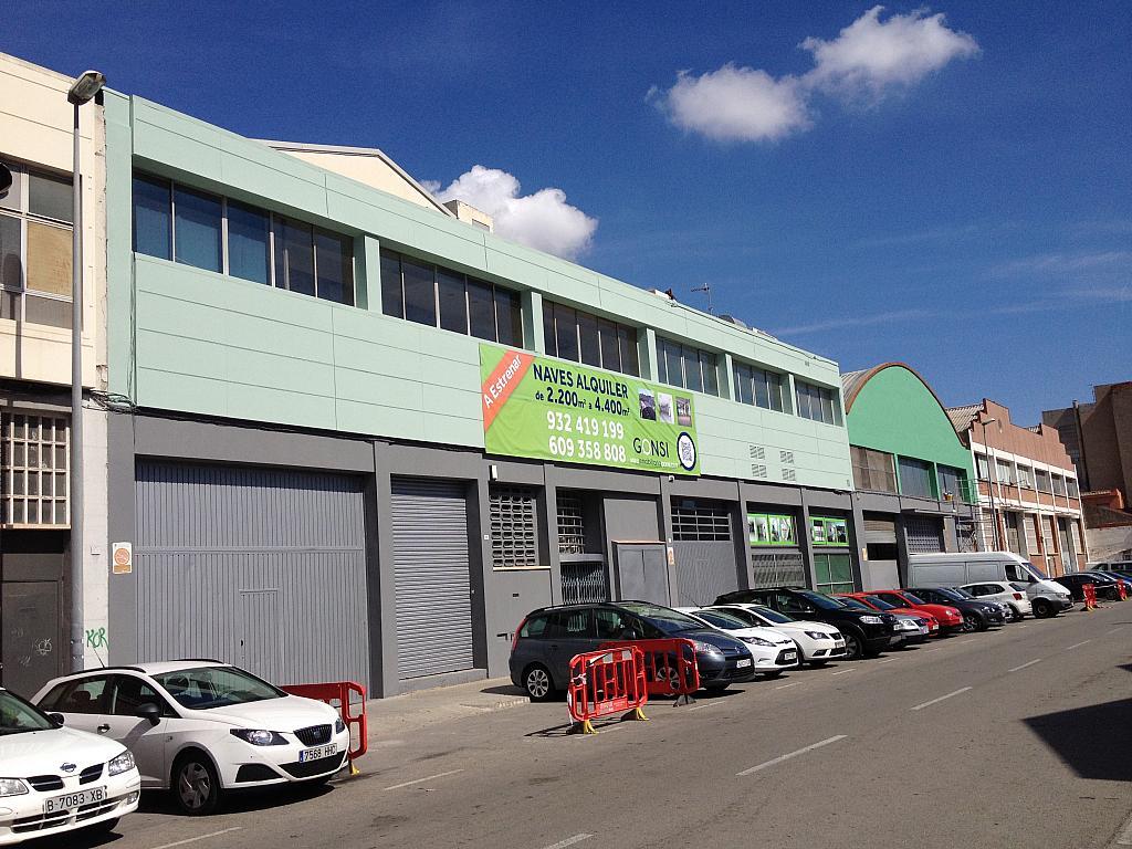 Nave en alquiler opción compra en calle Cobalt, Gran Via LH en Hospitalet de Llobregat, L´ - 290273637
