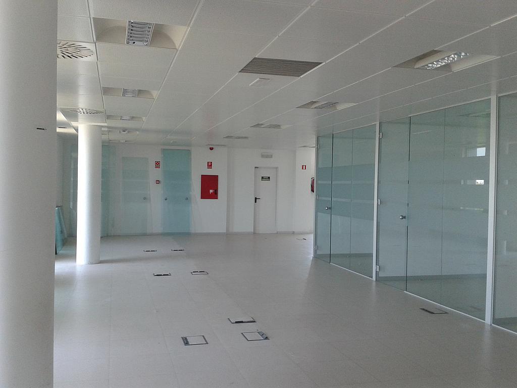 Oficina en alquiler en calle Pau Vila, Volpelleres en Sant Cugat del Vallès - 300937243