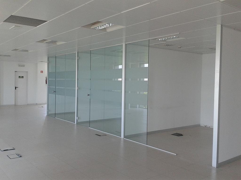 Oficina en alquiler en calle Pau Vila, Volpelleres en Sant Cugat del Vallès - 300937244