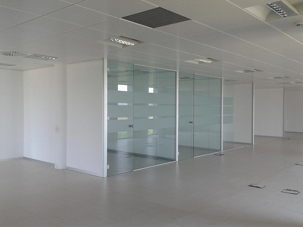 Oficina en alquiler en calle Pau Vila, Volpelleres en Sant Cugat del Vallès - 300937251