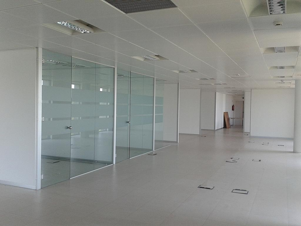 Oficina en alquiler en calle Pau Vila, Volpelleres en Sant Cugat del Vallès - 300937258