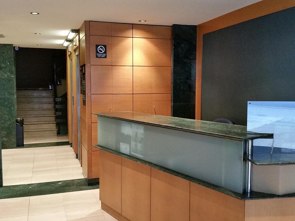 Oficina en alquiler en calle Aragó, Eixample esquerra en Barcelona - 303106724