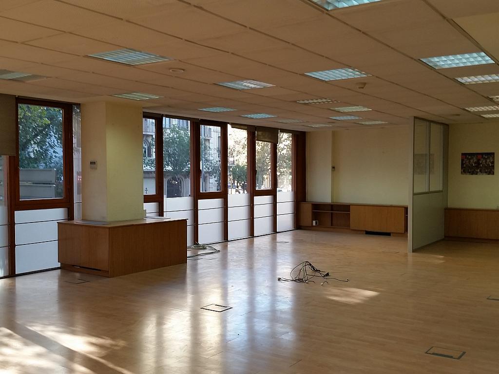 Oficina en alquiler en calle Aragó, Eixample esquerra en Barcelona - 303112918