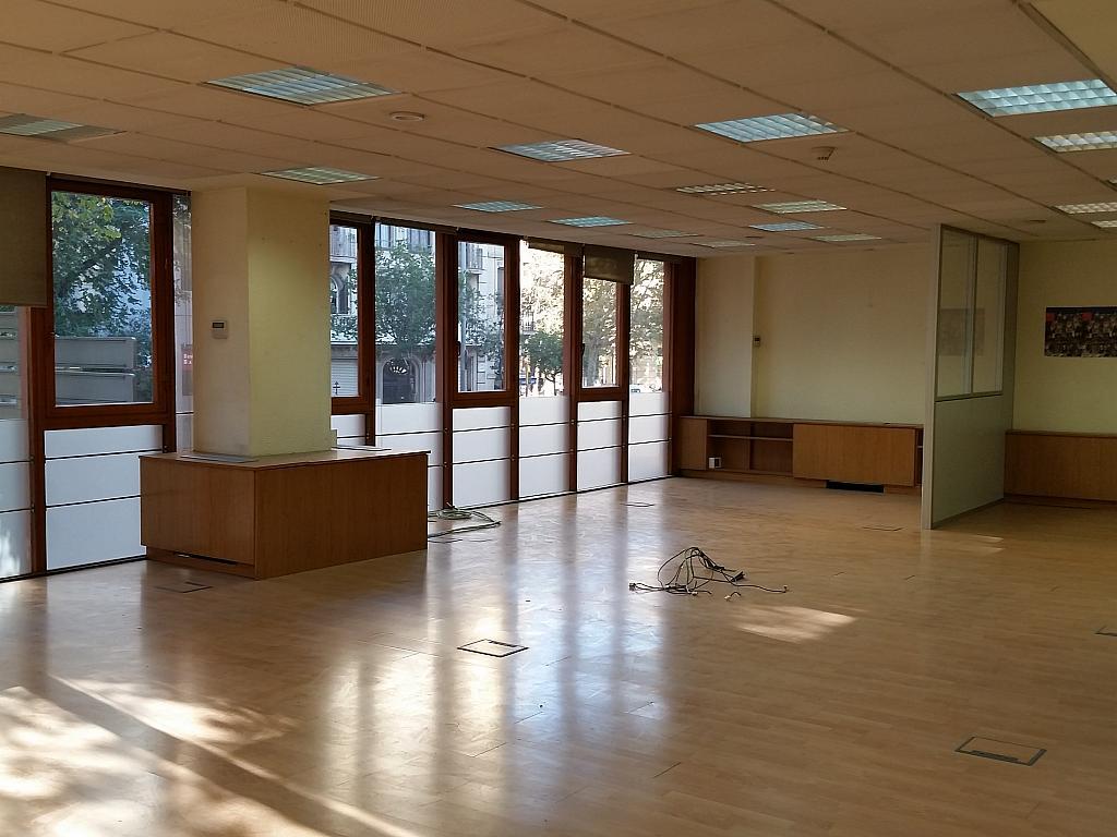 Oficina en alquiler en calle Aragó, Eixample esquerra en Barcelona - 303112920