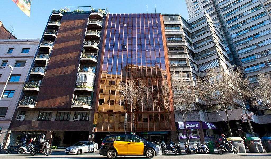 Oficina en alquiler en calle Aragó, Eixample esquerra en Barcelona - 303112957