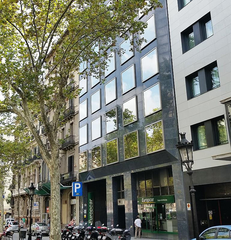 Oficina en alquiler en vía Gran de Les Corts Catalane, Eixample dreta en Barcelona - 303849451