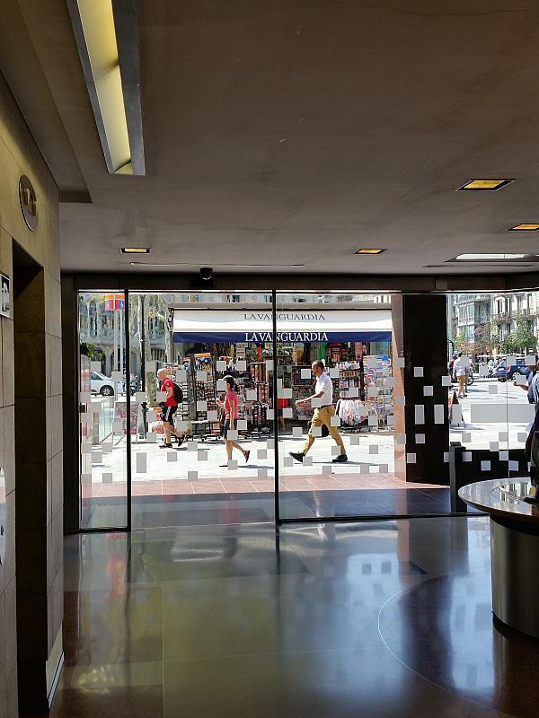 Oficina en alquiler en paseo De Gràcia, Eixample dreta en Barcelona - 316037705