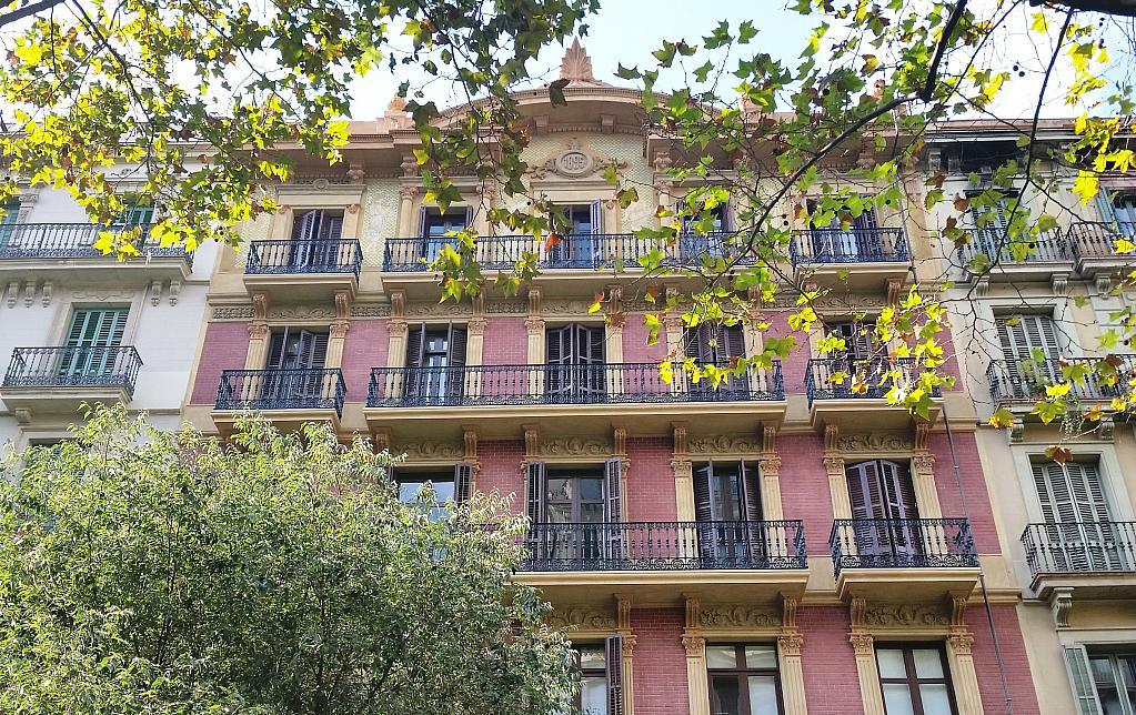 Oficina en alquiler en calle València, Eixample dreta en Barcelona - 349734923
