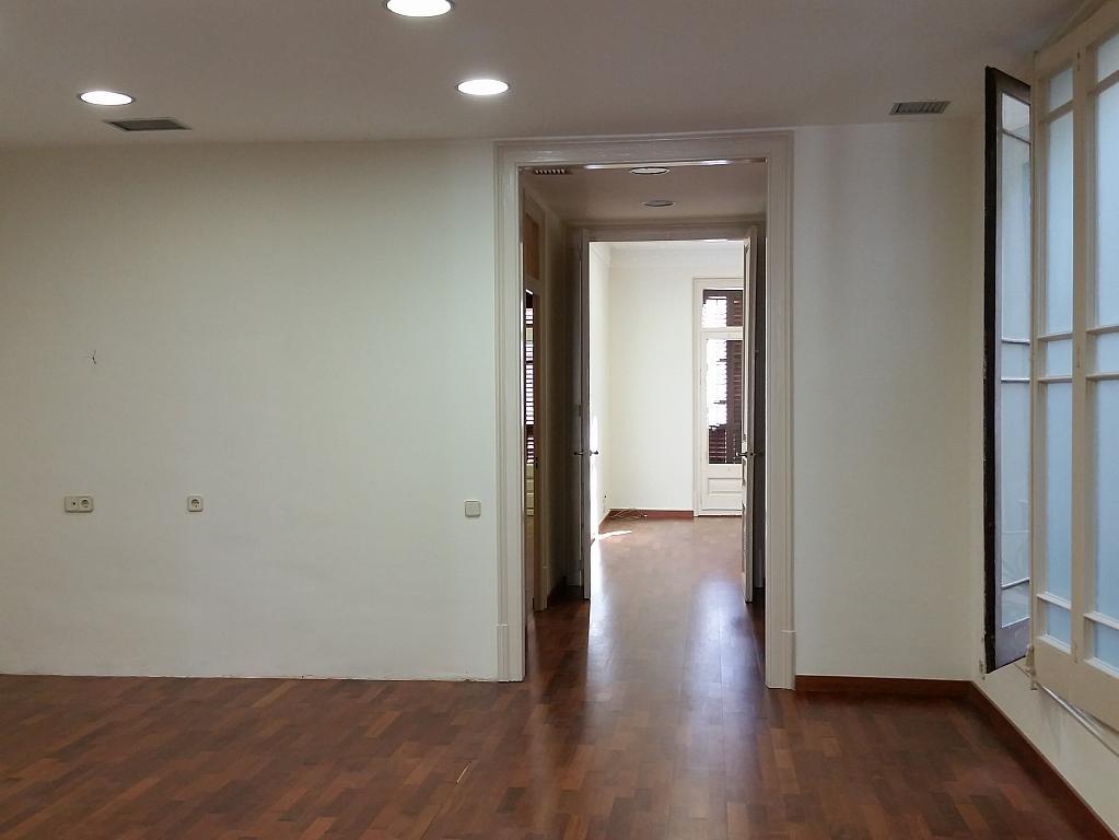 Oficina en alquiler en calle València, Eixample dreta en Barcelona - 349734952