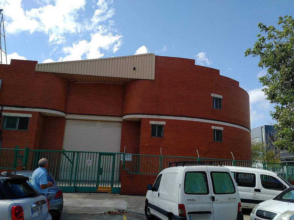 Nave en alquiler opción compra en carretera Sant Ferran, Almeda en Cornellà de Llobregat - 322545521