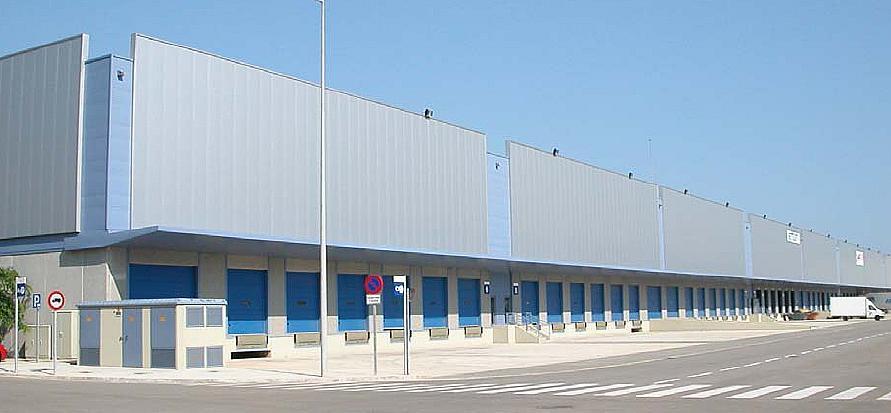 Nave en alquiler en parque Logístic de la Zona Franca, La Marina de Port en Barcelona - 323475939
