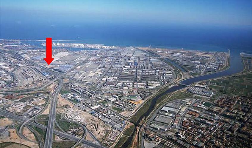 Nave en alquiler en parque Logístic de la Zona Franca, La Marina de Port en Barcelona - 323475951