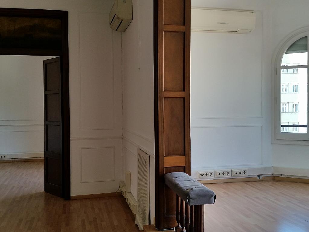 Oficina en alquiler en calle Rosselló, Eixample dreta en Barcelona - 329106185