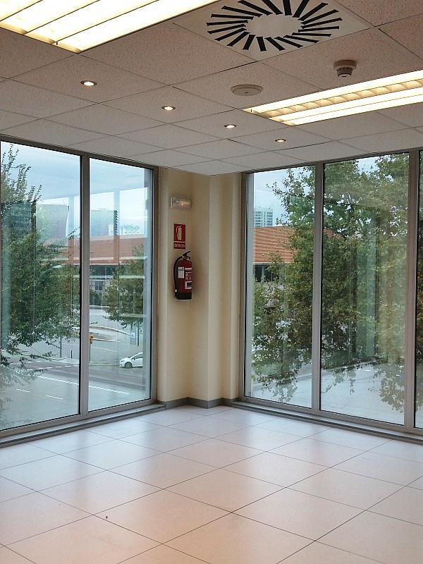 Oficina en alquiler en calle Del Foc, La Marina del Prat Vermell en Barcelona - 332018507